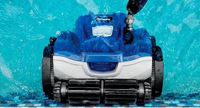 limpiafondos hidraulico a presion polaris