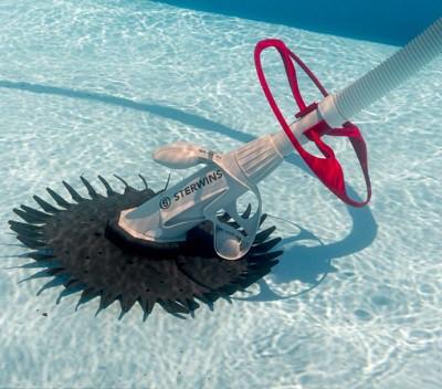 limpiafondos hidraulico gre