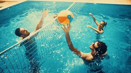 reduccion fondo piscina